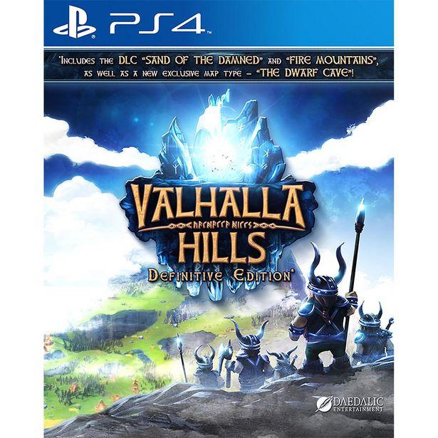 Oferta de Ps4-Valhala Hills por $449