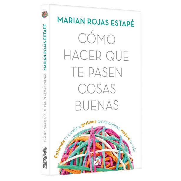 Oferta de Cómo Hacer Que Te Pasen Cosas Buenas  Autor : Marian Rojas Estapé por $268