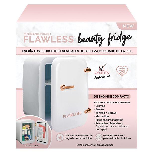 Oferta de Mini Refrigerador Beauty Flawless por $1999