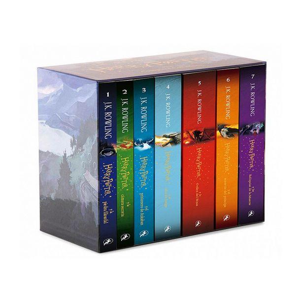 Oferta de Paquete  Harry Potter  Autor : Rowling, J. K. por $1849