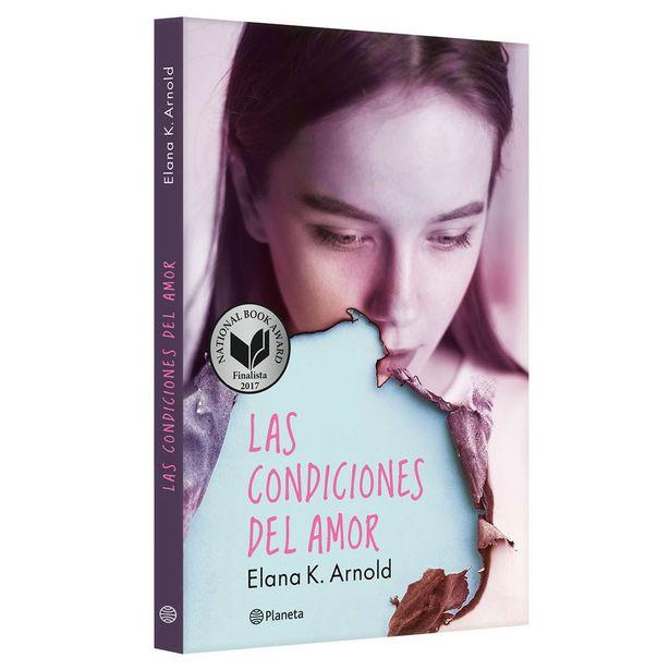 Oferta de Las Condiciones Del Amor  Autor : Elana K. Arnold por $129
