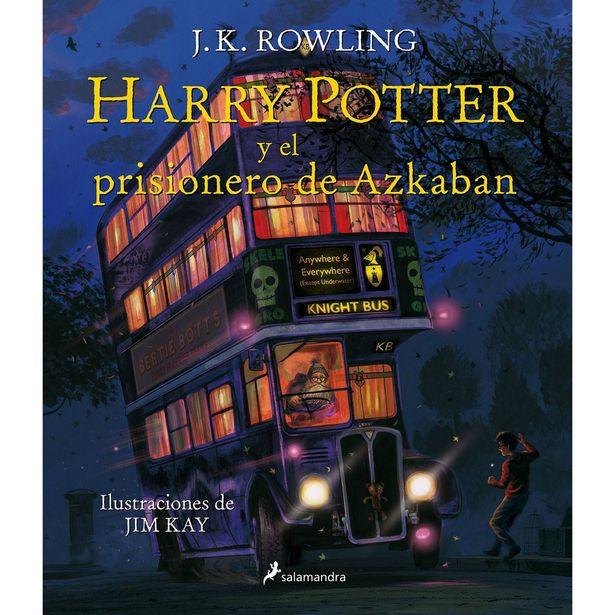 Oferta de Harry Potter Y El Prisionero De Azkaban  Autor : J.K. Rowling, Jim Kay por $769