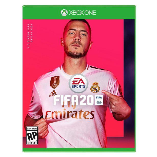 Oferta de Xbox One Fifa 20 por $374