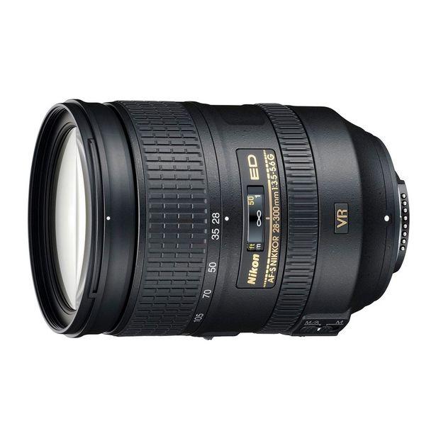 Oferta de Lente Nikon 28-300Mm F/3.5-5.6G Vr por $22769