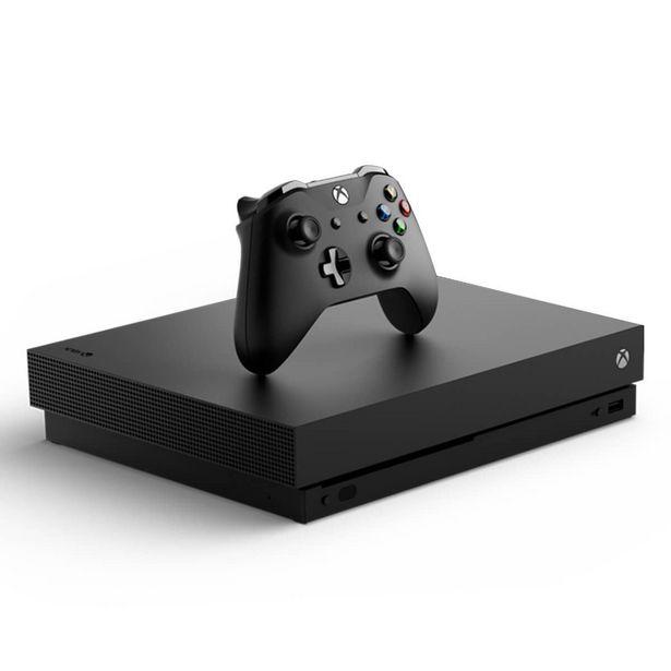 Oferta de Consola Xbox One X 1Tb Negra por $8809