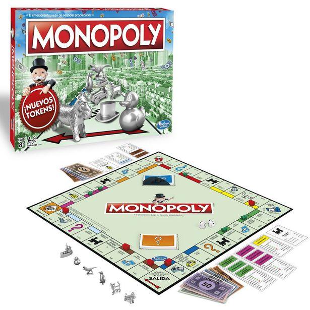 Oferta de Juego De Mesa Monopoly Clásico por $249