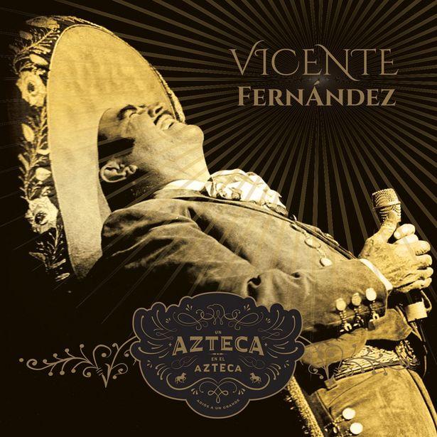 Oferta de Cd Vicente Fernández Un Azteca En El Azteca por $159