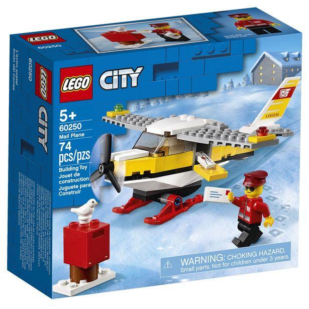 Oferta de Avión Del Correo Lego por $146