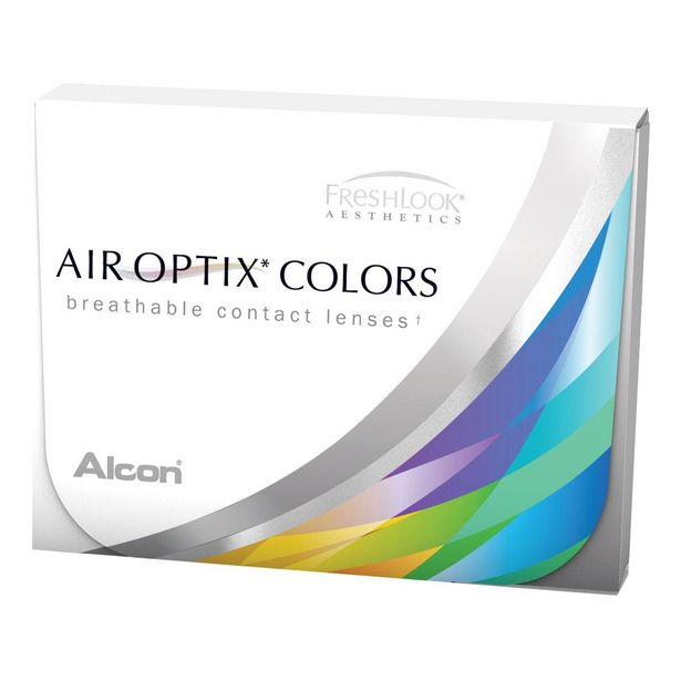 Oferta de Air Optix Colors Verde Esmeralda Alcon por $559