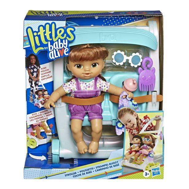 Oferta de Baby Alive Littles Carreola por $587