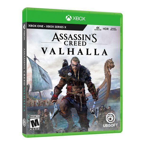 Oferta de Xbox One Assassin's Creed Valhalla por $899