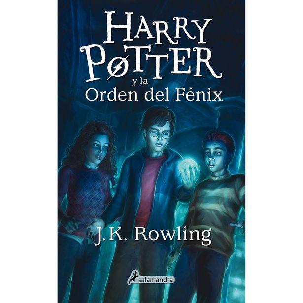Oferta de Harry Potter Y La Orden Del Fénix. Tomo 5  Autor : J.K. Rowling por $499