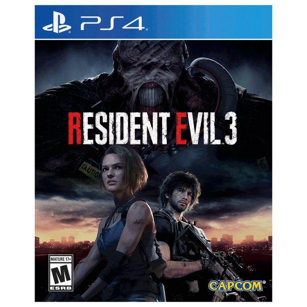 Oferta de Resident Evil 3 Playstation 4 por $632