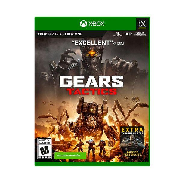 Oferta de Gears Tactics Xbox Series X - Xbox One por $599
