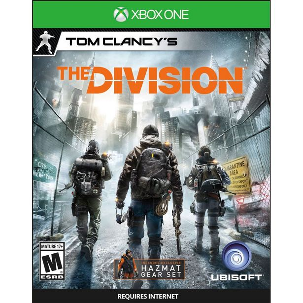 Oferta de Xbox One The Division por $199