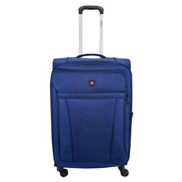 Oferta de Maleta Swissbrand Sbt00480A Azul 25 por $1599