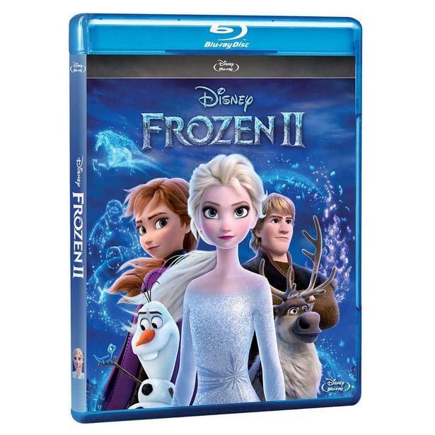 Oferta de Blu-Ray - Frozen 2 por $209
