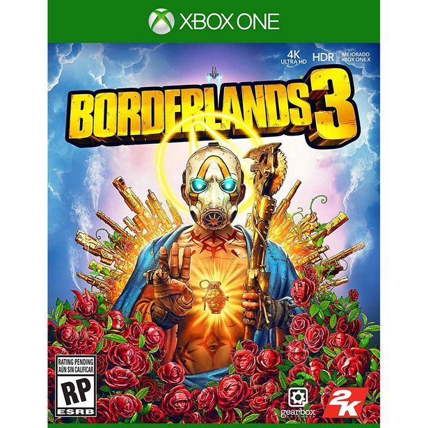 Oferta de Xbox One Borderlands 3 por $449