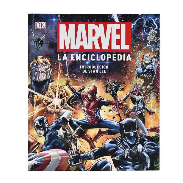 Oferta de Marvel La Enciclopedia  Autor : DK por $899