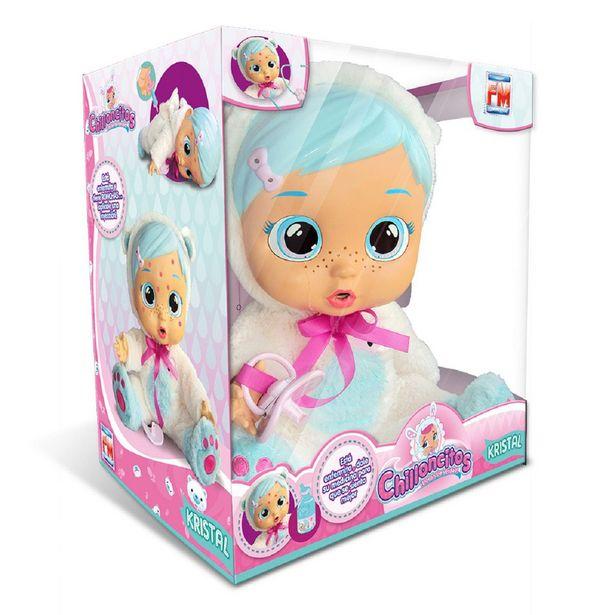 Oferta de Fotorama Bebés Llorones Krystal por $2212