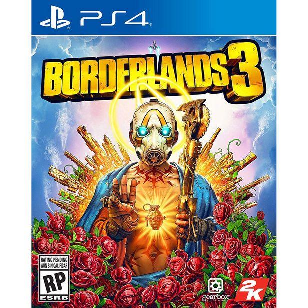Oferta de Ps4 Borderlands 3 por $449