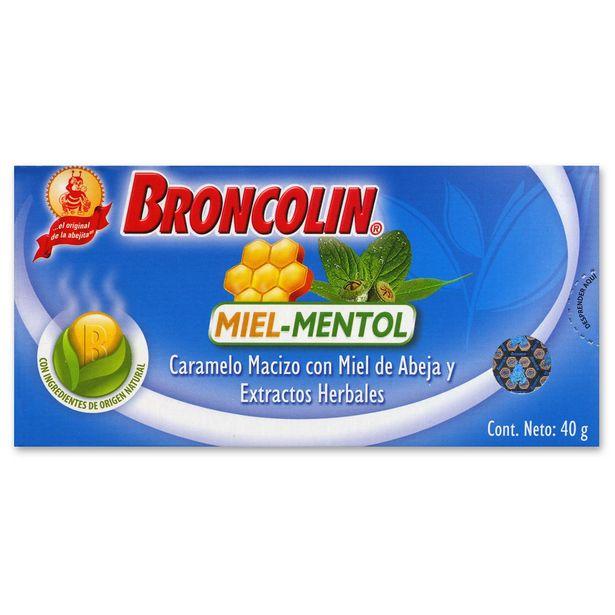 Oferta de Broncolín Caramelo 40 Gr por $31