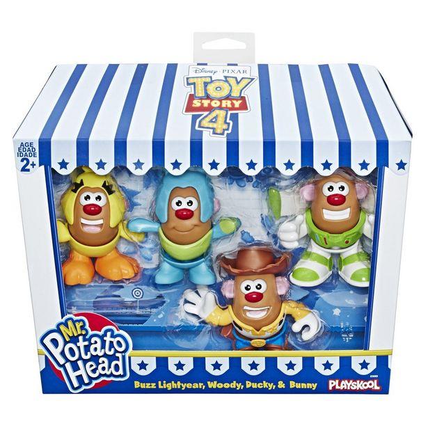 Oferta de Pack Señor Cara De Papa Toy Story 4 por $259