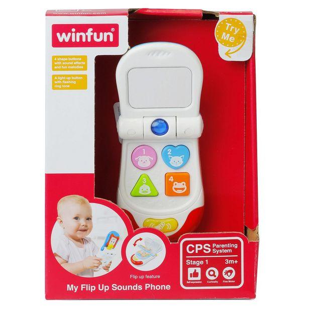 Oferta de Celular Con Sonidos Winfun por $151