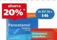 Oferta de Paracetamol AURAX por $46