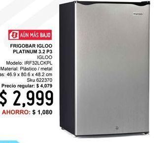 Oferta de Frigobar Igloo por $2999