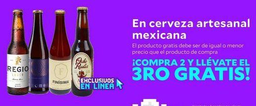 Oferta de En cerveza artesanal mexicana  por