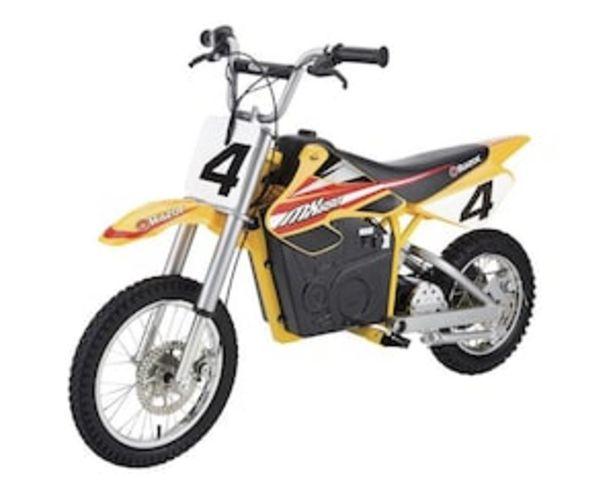 Oferta de Motocicleta Eléctrica Razor Dirt Rocket MX650 por $12499