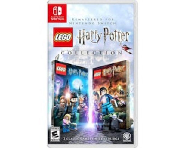 Oferta de Lego Harry Potter Collection Para Nintendo Switch por $699