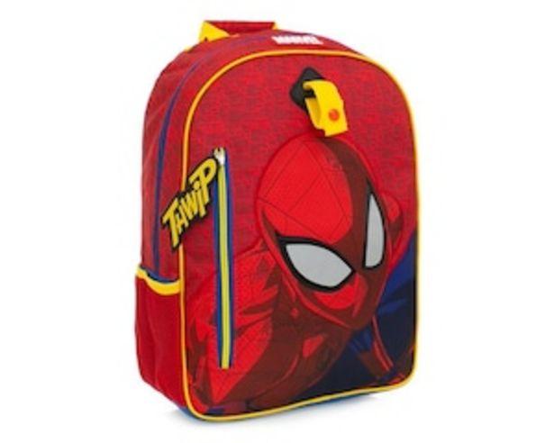 Oferta de Mochila Marvel Roja por $289