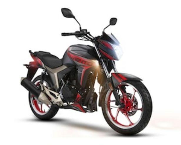 Oferta de Motocicleta Vento Tornado 250cc 2021 por $31999