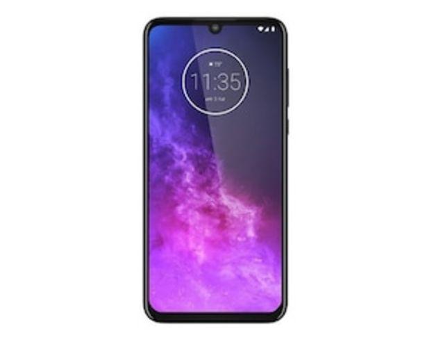 Oferta de AT&T/Unefon Motorola One Zoom 128 GB Gris por $8999