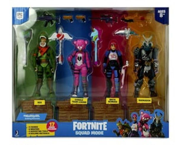 Oferta de Set de Figuras Fortnite Jazwares por $999