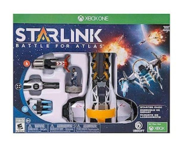 Oferta de Starlink Battle for Atlas Ubisoft por $299
