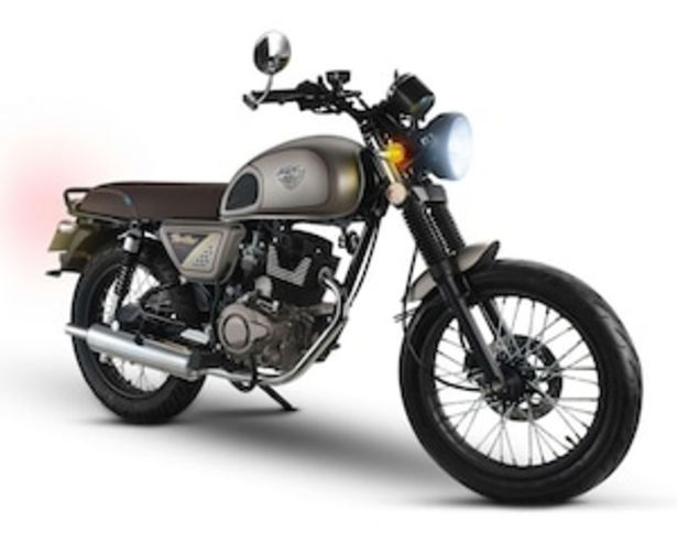 Oferta de Motocicleta Vento Thriller 200 cc 2020 por $26999