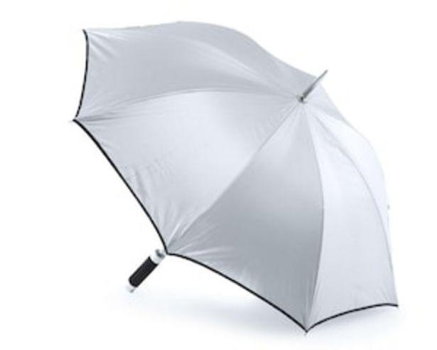 Oferta de Paraguas PAR05N Plateado por $149