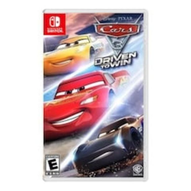 Oferta de Cars 3: Drive To Win para Nintendo Switch por $799