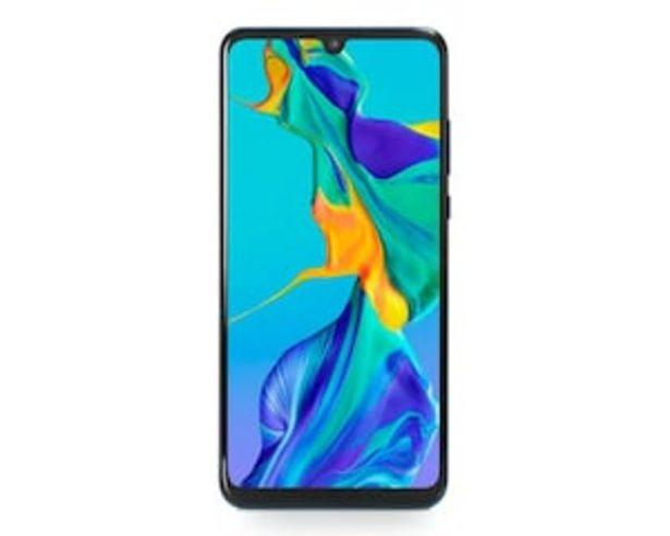 Oferta de Virgin Huawei P30 Lite 128 GB Azul Pavo Real por $5799