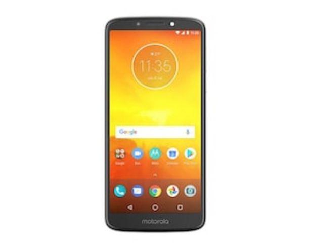 Oferta de AT&T/Unefon Motorola Moto E5 16 GB Gris por $2959