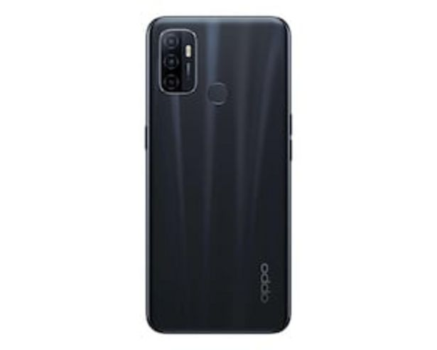 Oferta de Telcel Oppo A53 64 GB Negro por $5299