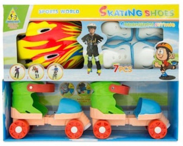 Oferta de Patines Ajustables Jinbao Toys por $449