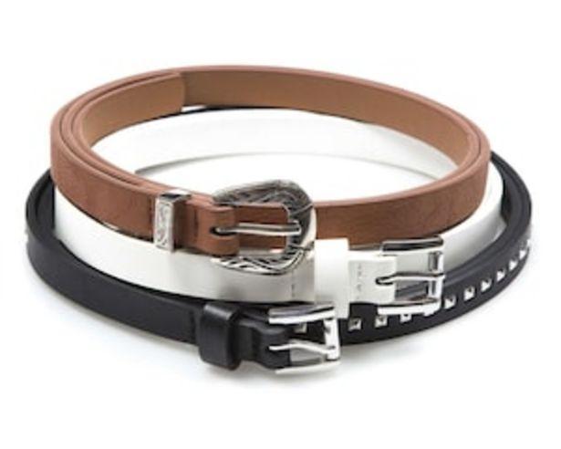 Oferta de Set de Cinturones marca Thinner para Mujer por $119