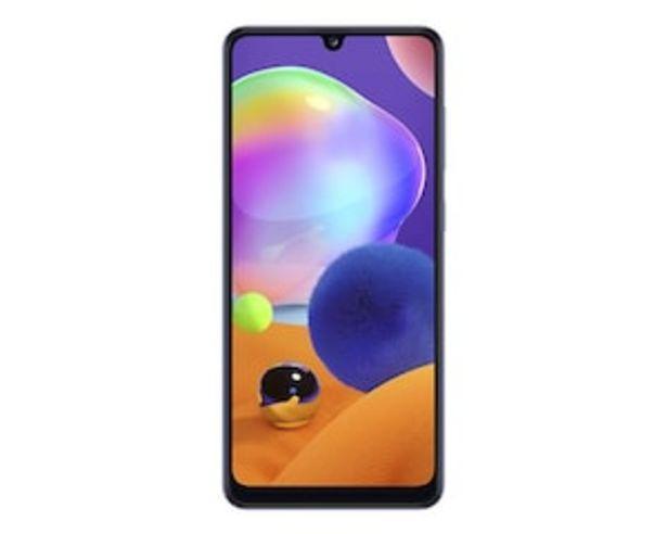 Oferta de Movistar Samsung Galaxy A31 128 GB Azul por $6999