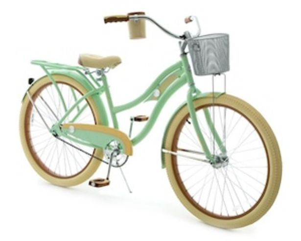 "Oferta de Bicicleta Huffy Deluxe 26"" color Verde por $4399"