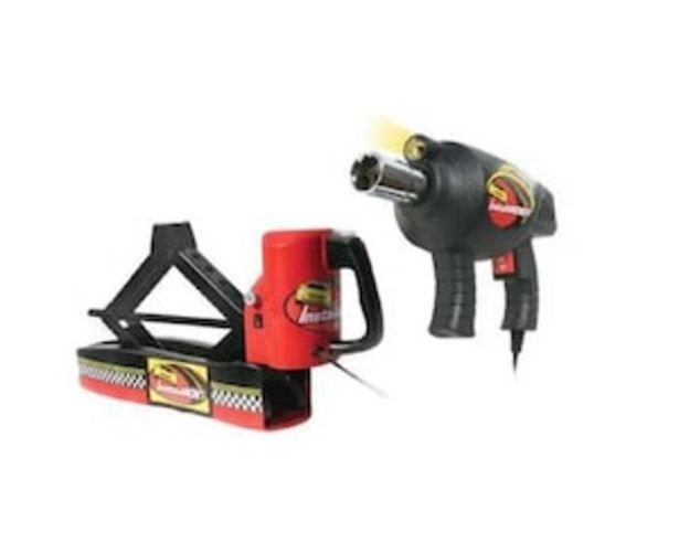 Oferta de Gato Hidráulico Instajack Js1000 color Rojo con Pistola de Impacto por $1399