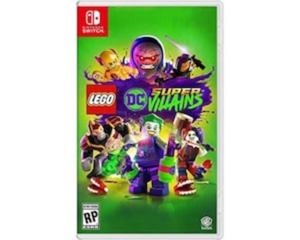 Oferta de Lego DC Supervillains para Nintendo Switch por $599